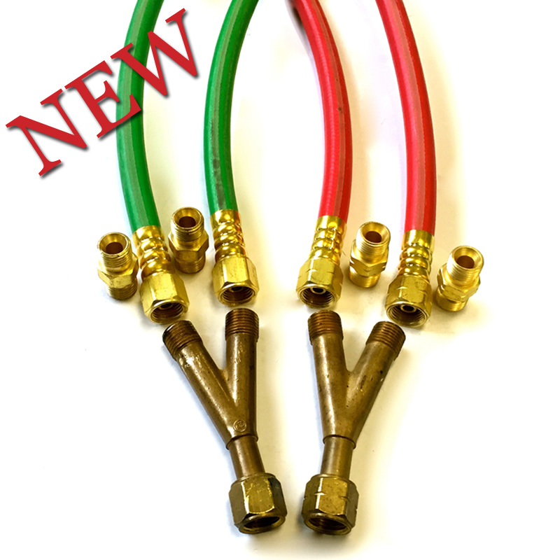 Bravo Hose and Y Connector Set
